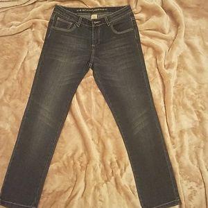 Girls jeans size 10 1/2 Plus
